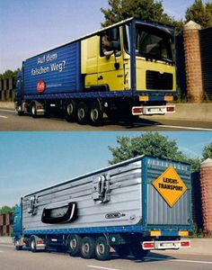 more truck advertisements