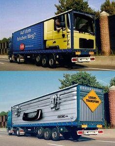 more truck advertisements