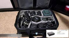 DIY Camera Rolling Equipment Case by emmagination.