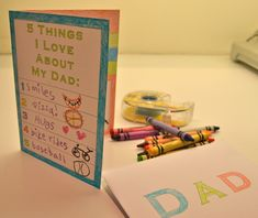 182 Best Father's Day Gifts Children Can Make images in 2017