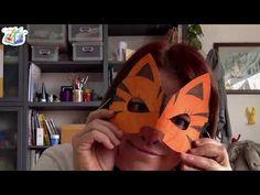 Tutorial per bambini: maschere di Carnevale