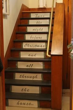 I think I have enough stairs to do this