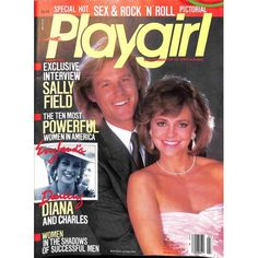 wife loves playgirl magazine