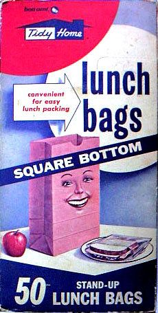 l  Lunch bags.