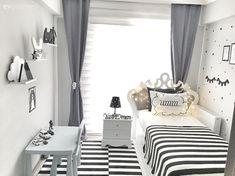 Çok sevdiği siyah, beyaz kontrastını evinin her köşesinde ana renklerde uygulamış, dekoru geometrik çizgilerle tamamlamış ev sahibimiz Selma hanım. Bu keskin renk paletine, yer yer farklı tonlar eşlik...