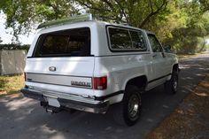 1989 Chevy K-5 Blazer.