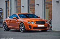 ❦ Bentley Continental Supersports (by Tomek-W Photography)
