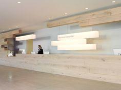 Reception Desk | Quality Expo Hotel de Oslo. | diariodesign.com