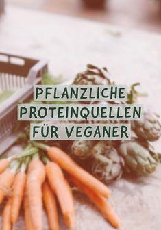 Hier stelle ich euch die 10 besten Proteinquellen für Veganer vor.  #vegan #proteinquellen #protein #ernährung #sport #fitness #veganeating #veganerezepte #vegankochen