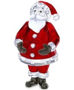 Swarovski Santa Claus Figurine | macys.com