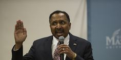 E.W. Jackson Claimed Obama Would Make Schools Start 'Teaching All Children Homosexuality'