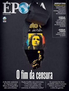 """#CoveroftheWeek """"O fim da censura"""" by @alucasdesign & @fazcaber @RevistaEpoca > #Brazil #Politics #Lifestyle #Culture"""