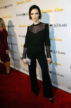 """Actress Victoria Summer attends the premiere of """"Bachelor Lions""""  at ArcLight Hollywood on January 9, 2018 in Hollywood, California."""