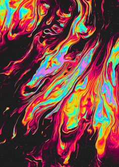 Hippie Wallpaper, Trippy Wallpaper, Wallpaper Backgrounds, Shotting Photo, Psychedelic Art, Textures Patterns, Aesthetic Wallpapers, Cool Art, Abstract Art