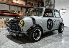 It didn't quite go to plan today so I have to wait until Monday now so a bit can be sorted. Mini Cooper Custom, Mini Cooper Classic, Classic Mini, Classic Cars, Mini Moto, Mini Bike, Mini Morris, Mini Copper, Mini Countryman