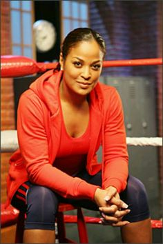 Boxing champ Laila Ali said: I do my best to work out five days a week. People who are fit are the same as anyone else. The only difference is their level of commitment. If looking good and being fit was easy, everyone would do it! Most people don't want to put in the work or make the sacrifices needed in order to be fit.