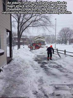 Paramedics like this: