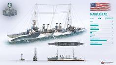World of Warships – kostenloses Online-Mehrspieler-Spiel über Kriegsschiffe
