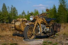 Zundapp Zündapp KS 750 Wehrmacht BMW R75 sidecar no 1943 Vintage, Classic and Old Bikes photo