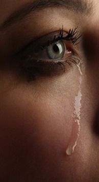 Oh, why you look so sad? Tears are in your eyes .....