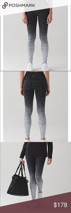 Wunder under pants Ombré NWT high rise lululemon athletica Pants Leggings
