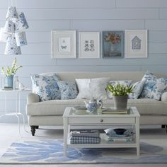 duck egg blue lounge room colour - Bing Images