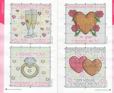 Gallery.ru / Photo # 63 - The world of cross stitching 153 + application 120 Charts - tymannost