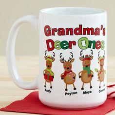 Deer Ones 15oz Mug