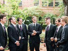 groom attire   groomsmen attire   groomsmen   Photo:Cottonwood Road Photography  