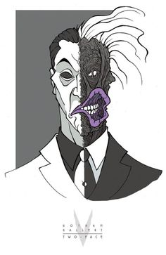 Two Face #DC