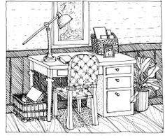 Risultati immagini per interior design drawings