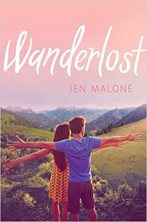 With Love for Books: Wanderlost by Jen Malone