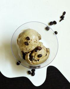 παγωτό καφέ και παγωτό μόκα, με αυγά ή χωρίς Greek Recipes, Ice Cream, Sweets, Cookies, Desserts, Foods, Coffee, No Churn Ice Cream, Crack Crackers