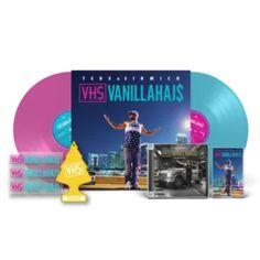 Tede z zapowiedzią albumu VANILLAHAJS - Trapoffice.pl Bane, Tech, Technology