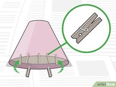 How to Recover Lampshades. If you're looking for ways to update your living space, or just want to update a garage-sale find, consider recovering old lamp shades. Cover Lampshade, Fabric Lampshade, Lampshades, Recover Lamp Shades, Old Lamp Shades, Diy Abat Jour, Glue Gun Crafts, Garage Sale Finds, Old Lamps