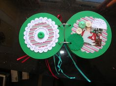 christmas crafts with used cds - Google Search