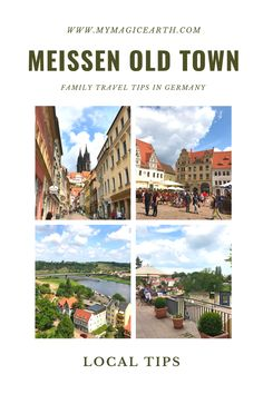 Meissen is a picturesque town including the impressive castle. It is famous for the manufacture of porcelain and surrounded by vineyards of the Elbe valley. Check out this Porcelain City Walking Tour. #meissen #meißen #meissenoldcity #altestadt #germany #dresden #porcelain #europe #elbe #traveltips #travelblogger #destination #daytrips #weekendtrip #德国 #Deutschland #roadtrip #thingstodo #familywithkids #familytravel Weekend Trips, Day Trips, Dresden Porcelain, Tourist Information, Medieval Castle, Old City, Stunning View, Walking Tour, Germany Travel