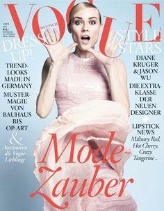 Vogue Germany July 2014