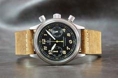 """Omega """"Dynamic"""" Chronograph Ref. 5290.50 – Automatic Omega Cal. 1138"""