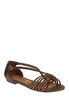 Down to Earth Tone Sandal | Mod Retro Vintage Sandals | ModCloth.com - StyleSays
