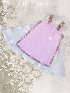 HER Little world, Patron de couture pour vêtement enfant, robe, Studieuse