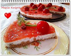 Salad Bar, Panna Cotta, Cheesecake, Cooking Recipes, Ethnic Recipes, Desserts, Salads, Easter, Side Dishes