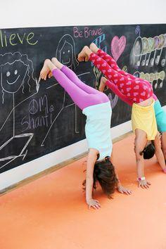 Ore Studios Interior Design - Om Kids Yoga Center