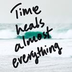 Don't get #desperate  If you are not going through the #best of your #moments , #time is magical and tends to heal almost everything  #positive #message #life #lifestyle #missandchic #blog #blogger