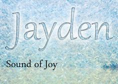 Jayden - Sound of Joy