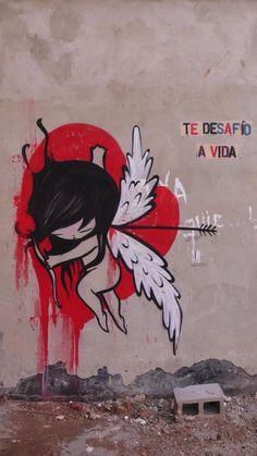 Julieta Xlf street art