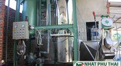 Lắp đặt máy đá viên tinh khiết 5 tấn tại Duy Xuyên Quảng Nam