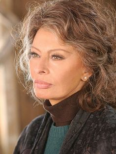sophia-loren....this woman has been beautiful all of her life! And she definitely is as she ages!