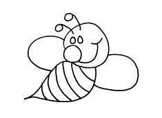 Imagini pentru albine de colorat Symbols, Letters, Art, Art Background, Icons, Kunst, Performing Arts, Lettering, Fonts