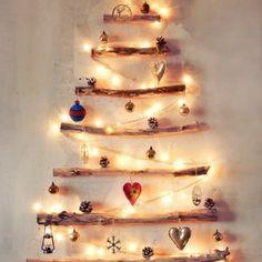 すぐにでもマネしたいクリスマスツリー風アレンジ   iemo[イエモ]   リフォーム&インテリアまとめ情報